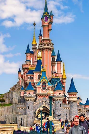 Vos transferts en famille entre Paris et Disneyland