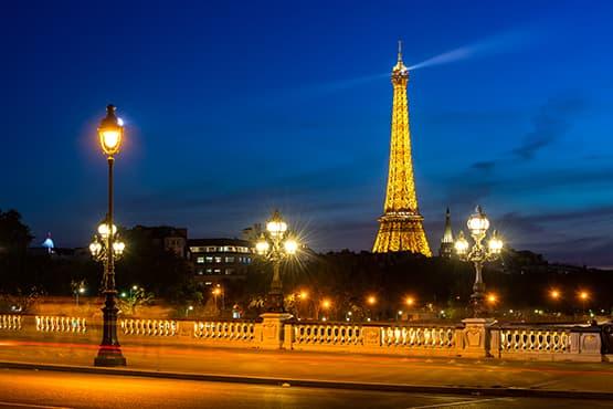 Solution de Transport VTC à Paris