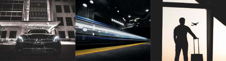 VTC a la demande a Paris - Transfert aeroport - transfert gare