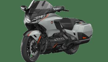 Moto taxi Honda Goldwing Paris