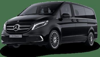 Van Premium Mercedes Classe V VTC a Paris